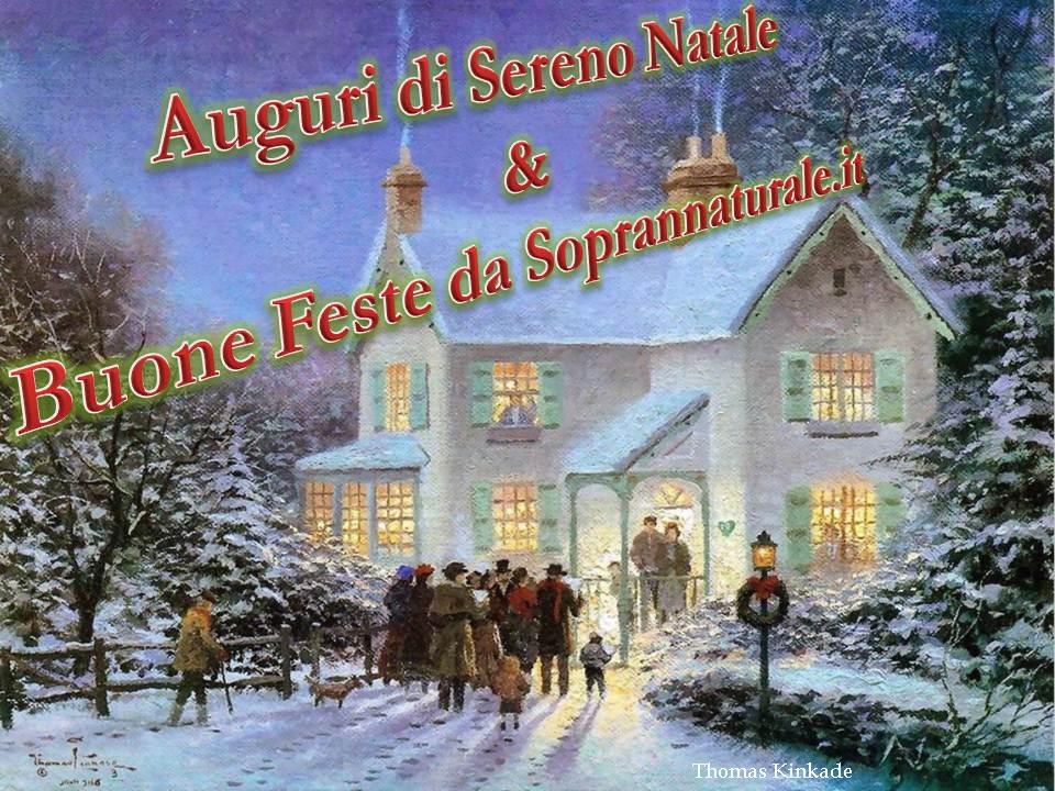 Auguri di Sereno Natale 2012