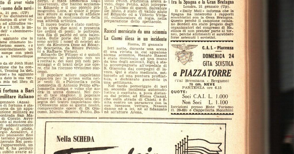 rascel-morsicato-da-una-scimmia-liberta-venerdi-22-gennaio-1954-fb